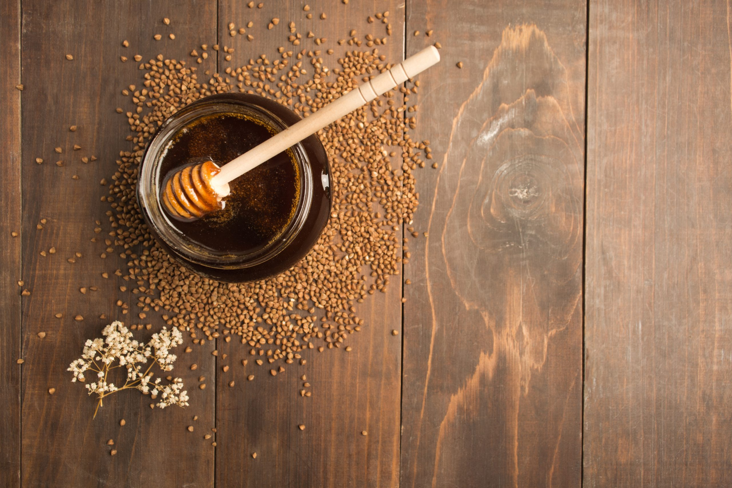 Buckwheat Honey: What is it & Why it is truly unique.